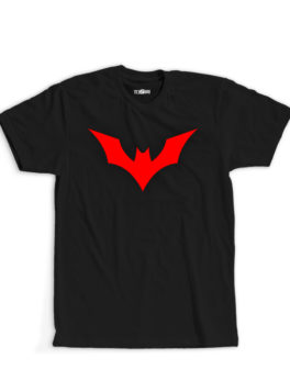 Batman Beyond Bat Symbol tshirt