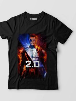 2.0 Rajini Graphic tshirt